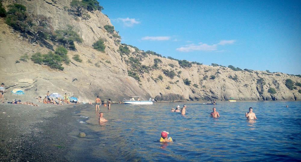 лучшие пляжи в крыму