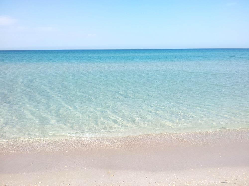 Песчаные пляжи в крыму 6