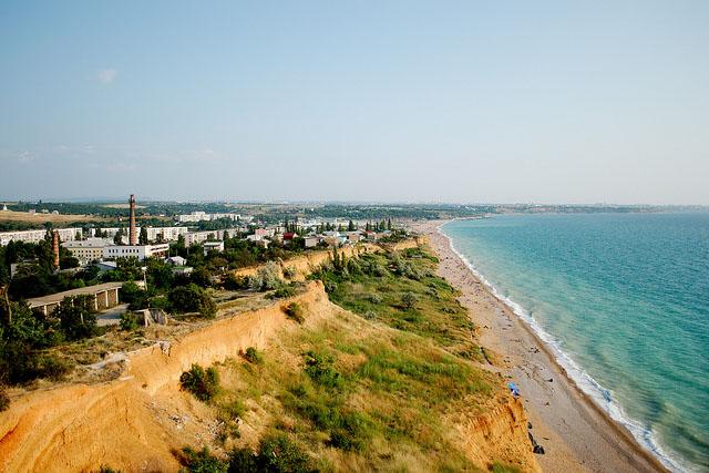 песчаные пляжи крыма отзывы